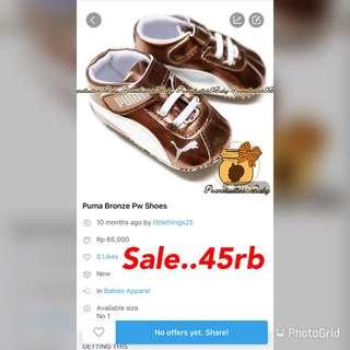 Sale-Puma bronze