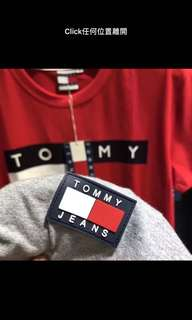 TOMMY JEANS(最後一件L碼)