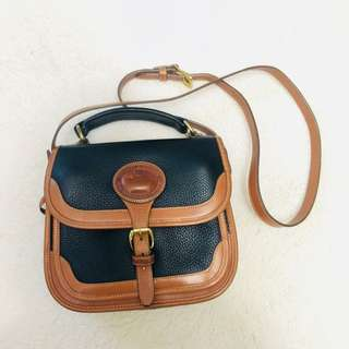 Dooney & Burke Vintage Leather Bag