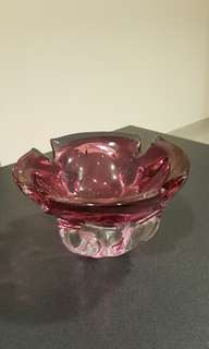 BOHEMIA ORIGINAL Crystal Bowl
