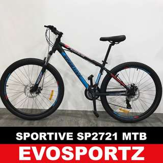 "27.5"" MTB - SP2721 Mountain Bike Sportive"