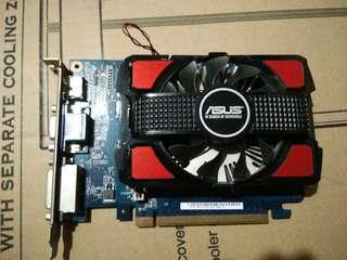 Asus videocard GT730 2gb DDR3 128bit