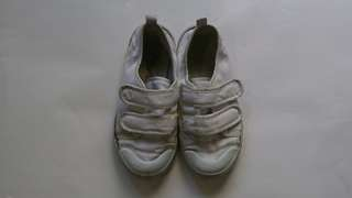 White School Shoes