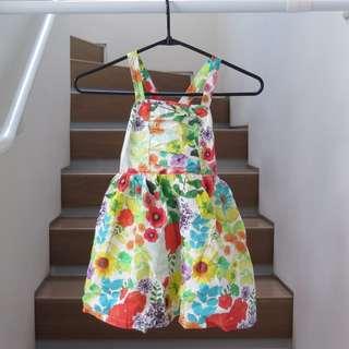 Flower dress
