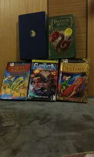 Geronimo Stilton,Fantastic Beasts,The Elementia Chronicles