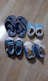 Take all prewalker shoes and sandals for 500