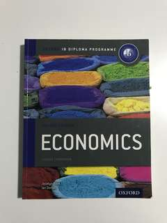 IB Economics Textbook