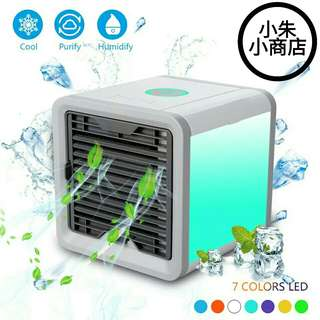 Portable Mini Air Conditioner Air Cooler Air Personal Space Cooler The Quick & Easy Way to Cool Any Space  Home Office Desk