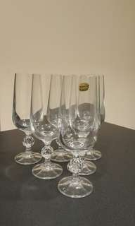 BOHEMIA VINTAGE ORIGINAL Wine Glasses