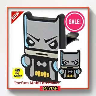 Parfum Mobil Vent Clip Model Batman