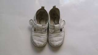 White School Shoes for Girl
