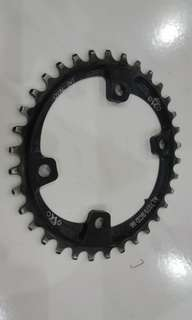 Oval 34 Chainring ( 96Bcd )