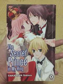 Comic The Secret Prince in My Ring