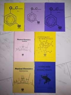 ALevel Chemistry TJC Practice Book