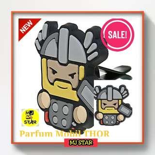 Parfum Mobil Vent Clip Model Thor