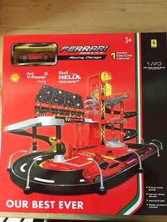 Ferrari Die Cast Race and Play