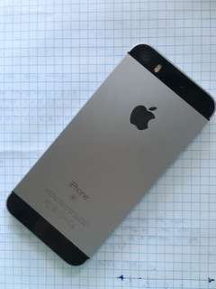 Space Grey 16gb iPhone SE