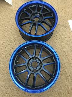 Rays 57 Ultimate (2pcs only)