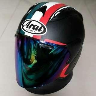 Tsr Helmet (Free T-shirt)