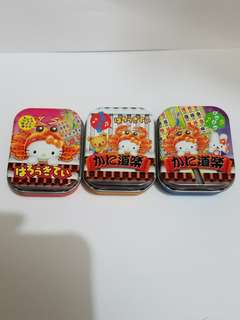日本Hello Kitty 盒仔
