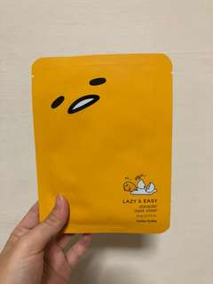 BN Holika Holika Gudetama Face Sheet Mask
