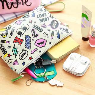 Cosmetic Pouch ( instock )