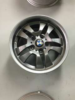 Bmw sportrim 16'inc complete set 4pc
