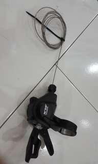 SLX Front shifter  2 x 10