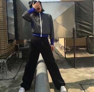 🚚 雪紡 落地褲 (現貨L)