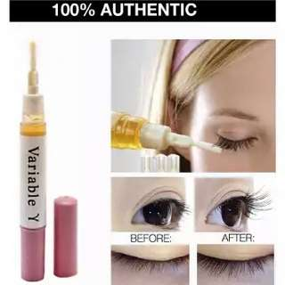 Variable Y Eyelashes grower serum