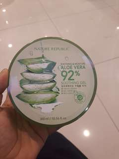 Nature Republik Aloe Vera 92 %