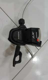 XT FRONT SHIFTER   FOR 3 X 10