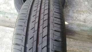 2bijik Bridgestone ep150 + 2bijik toyo neo3