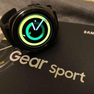 Samsung Gear Sport black #SELLMYGADGET