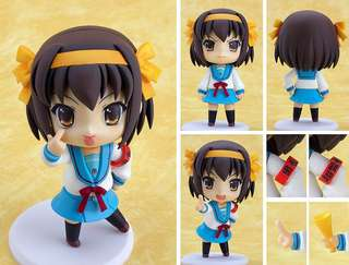 Nendoroid 09 Suzumiya Haruhi