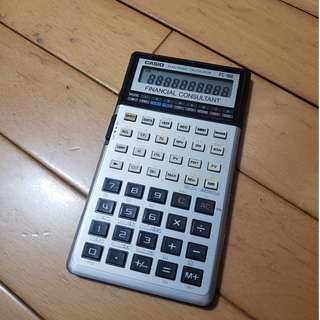 Casio FC-100 Financial Consultant Calculator