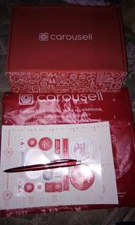 giveaway #CarousellCintaBumi