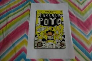 Komik : Terlalu Poyo, Amylea Pencinta Anak Patung, Lawak Kampus Friends Edition