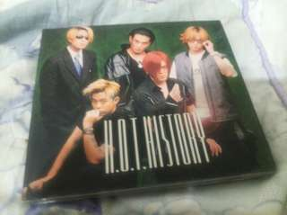 H.O.T History VCD