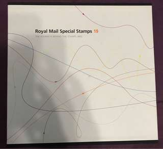 Royal Mail Special Stamps 19