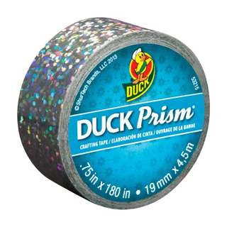 Duck Crafting Tape (Holographic Prism)