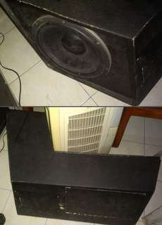 12 inch Targa Subwoofer with Free Box