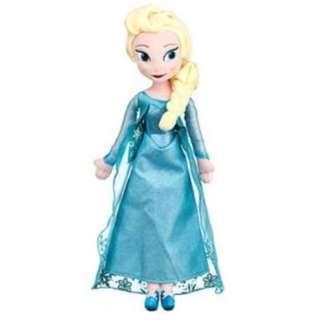 Frozen Plush Doll Elsa