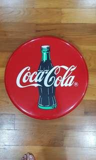 Coca Cola Signage (Dia. 500mm)