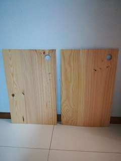 Wooden wine board 2 for $4