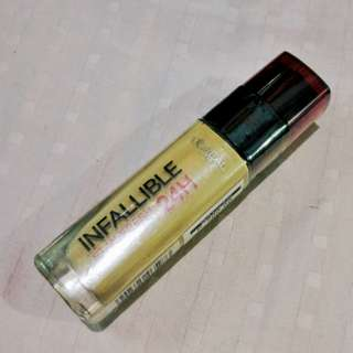 L'oreal Infalliable Stay Fresh 24h Foundation [Brand New]