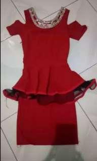 Dress Pesta Sabrina