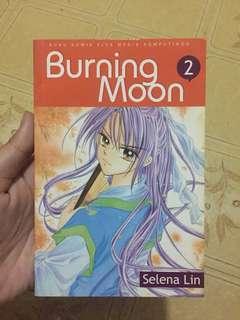 Comic Burning Moon Volume 2