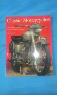 CLASSIC MOTORCYCLES Book