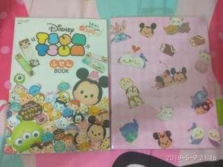 Tsum Tsum Post-it pads